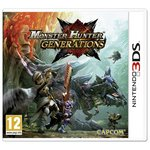 more details on Monster Hunter Generations - 3DS.