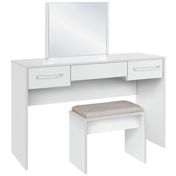 Buy Collection Tilbury Dressing Table Stool And Mirror