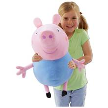 Peppa Pig Giant Talking George Soft Toy