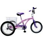more details on Concept Tri-Mantis 16 Inch Bike - Girls