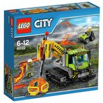 more details on LEGO City Volcano Crawler - 60122.