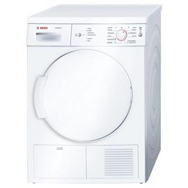 Bosch WTE84106GB Condenser Tumble Dryer - White
