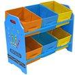 more details on Bebe Style Crayon Bin Storage - Blue.