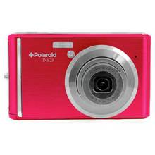 Polaroid IX828 20MP 8x Zoom Compact Camera - Red