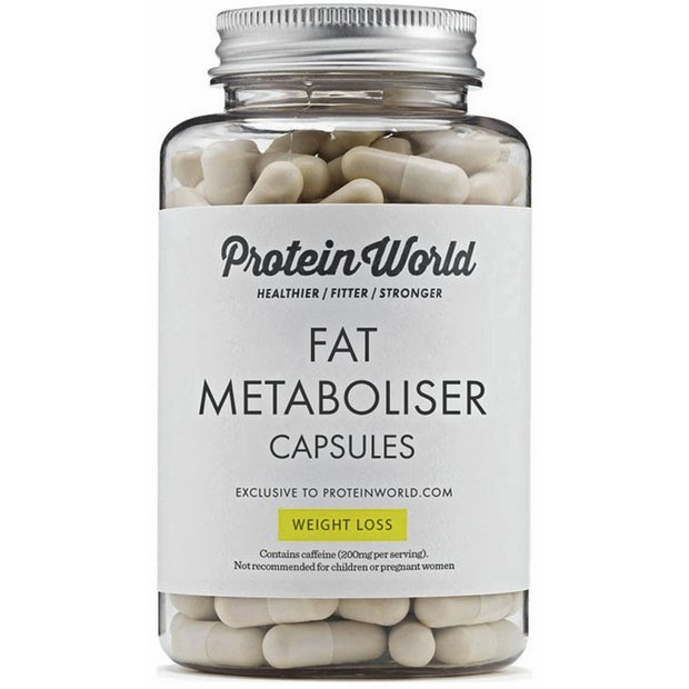 Buy Protein World Fat Metaboliser 90 Capsules At Argos