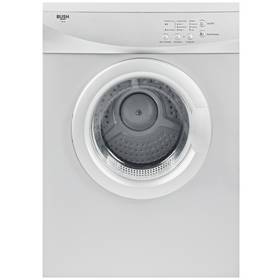 Bush V7SDW 7KG Vented Tumble Dryer - White