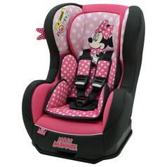 TT Disney Minnie Mouse Cosmo Luxe Group 0/1 Car Seat - Pink