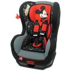 TT Disney Mickey Mouse Cosmo SP Luxe Group 01 Car Seat - Red