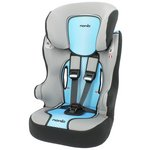 more details on TT Racer First POP Group 1-2-3 High Back Booster Seat -Blue