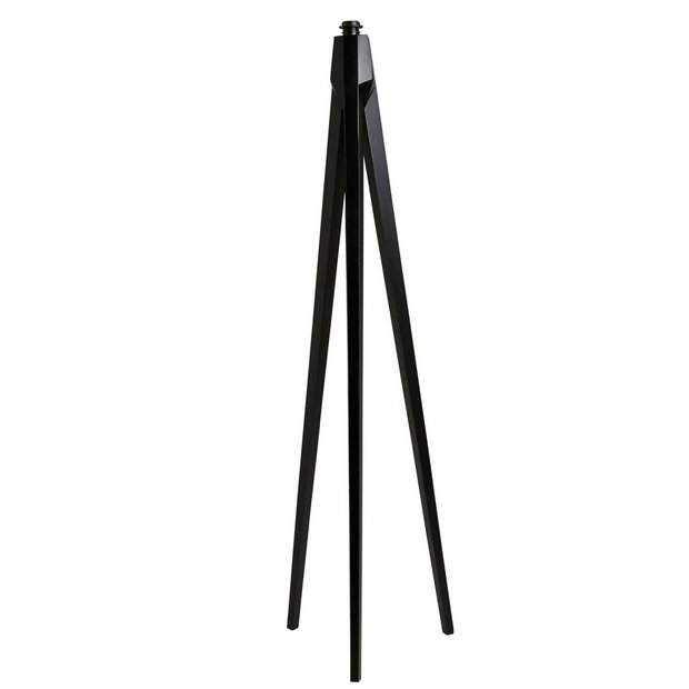 Buy habitat tripod dark stained wooden floor lamp at argos for Argos wood floor lamp