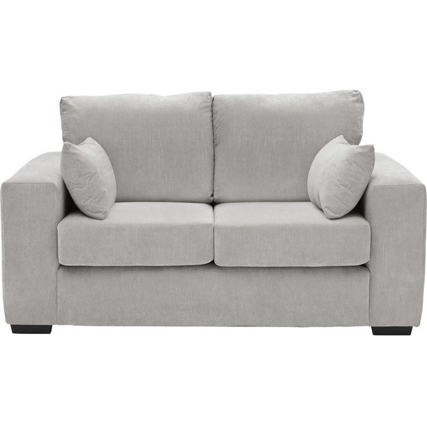 Buy Heart Of House Eton 2 Seater Fabric Sofa Grey At