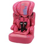more details on TT Beline SP Plus Hippo Group 1-2-3 High Back Booster Seat.