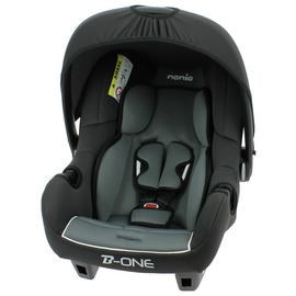 Beone SP Luxe Agora Storm Group 0+Baby Car Seat - Black