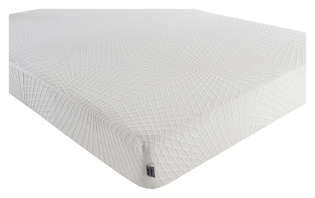 silentnight 7 zoned kingsize memory foam mattress