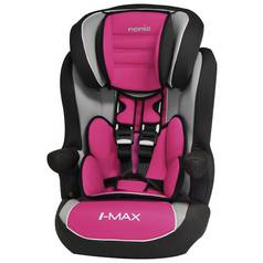 Team Tex IMax Group 1/2/3 High Back Booster Seat - Framboise