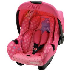 TT Beone Hippo Group 0+ Car Seat - Pink