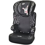 more details on TT Befix Zebre Plus Group 2-3 High Back Booster Seat.