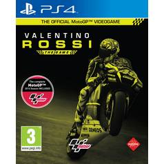 Moto GP 16: Valentino Rossi PS4 Game
