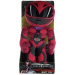 more details on Power Rangers Red Large Plush.