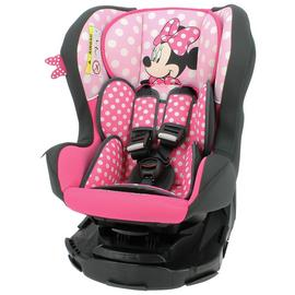 Team Tex Disney Minnie Mouse Group 0/1 Car Seat - Pink