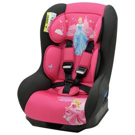 Disney Princess Driver Group 0/1 Car Seat - Pink
