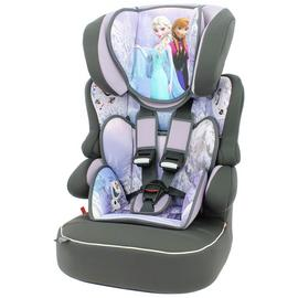Disney Frozen Beline Group 1/2/3 High Back Booster Seat