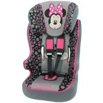 more details on TT Disney Minnie Racer Car seat Groups 1-2-3.