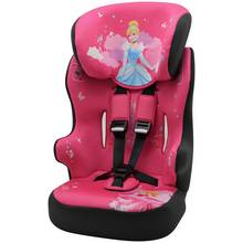 TT Disney Princess Racer Car Seat Groups 1-2-3
