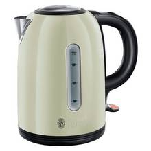 Russell Hobbs 20446 Westminster S/Steel Kettle - Cream