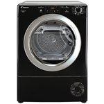 Candy GVHD913A2BC Heat Pump Tumble Dryer - Black