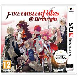 Fire Emblem: Fates Birthright Nintendo 3DS Game
