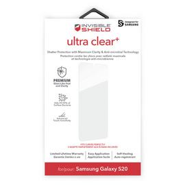 InvisibleShield Ultra Clear+ Samsung Galaxy S20 Screen