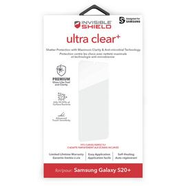 InvisibleShield Ultra Clear+ Samsung Galaxy S20+ Screen