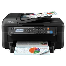 Epson WorkForce WF-2750DWF Wireless Inkjet Printer