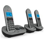 more details on BT 3580 Cordless Telephone with Answer Machine - Triple.