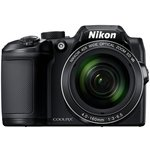 more details on Nikon B500 16MP 40x Zoom Bridge Camera - Black.