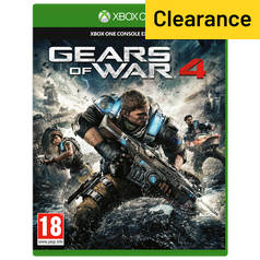 Gears of War 4 Standard Edition - Xbox One