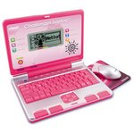 more details on VTech Challenger Laptop - Pink.