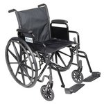 more details on Drive Medical Self Propelled Wheelchair.