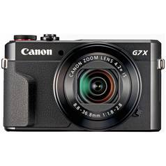 Canon Powershot G7X Mark II 4x Zoom Compact Digital Camera
