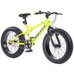 more details on Coyote Fatman 14 Inch All Terrain BMX Bike