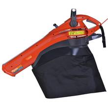 Flymo Vac 2700 4-in-1 Corded Leaf Blower and Vac