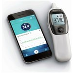 more details on Philips DL8740 Connected Bluetooth Ear Thermometer.