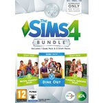 more details on The Sims 4 Bundle Pack: Dine Hangout.
