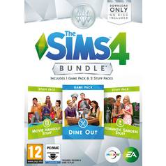 The Sims 4 Bundle Pack: Dine Out