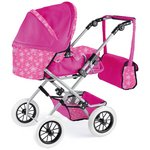 more details on Snuggles Deluxe Dolls Pram.