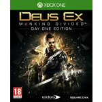 more details on Deus Ex: Mankind Divided Xbox One Game.