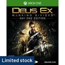 Deus Ex: Mankind Divided Xbox One Game