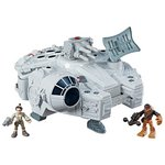 more details on Star Wars Galaxy Heroes Millenium Falcon.
