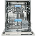 more details on Sharp D21I492X Dishwasher.